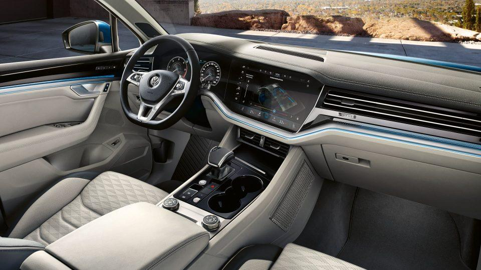 Новый Volkswagen Touareg от 3 399 000 рублей!