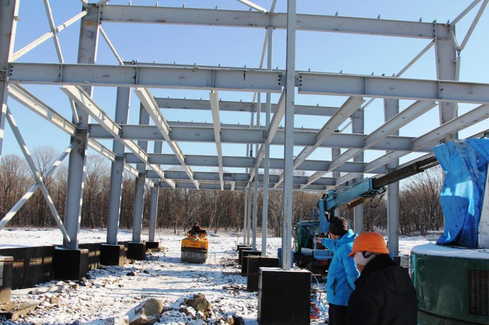 Завод по утилизации автомобилей «Терминатор» начали возводить в ТОР «Надеждинская»