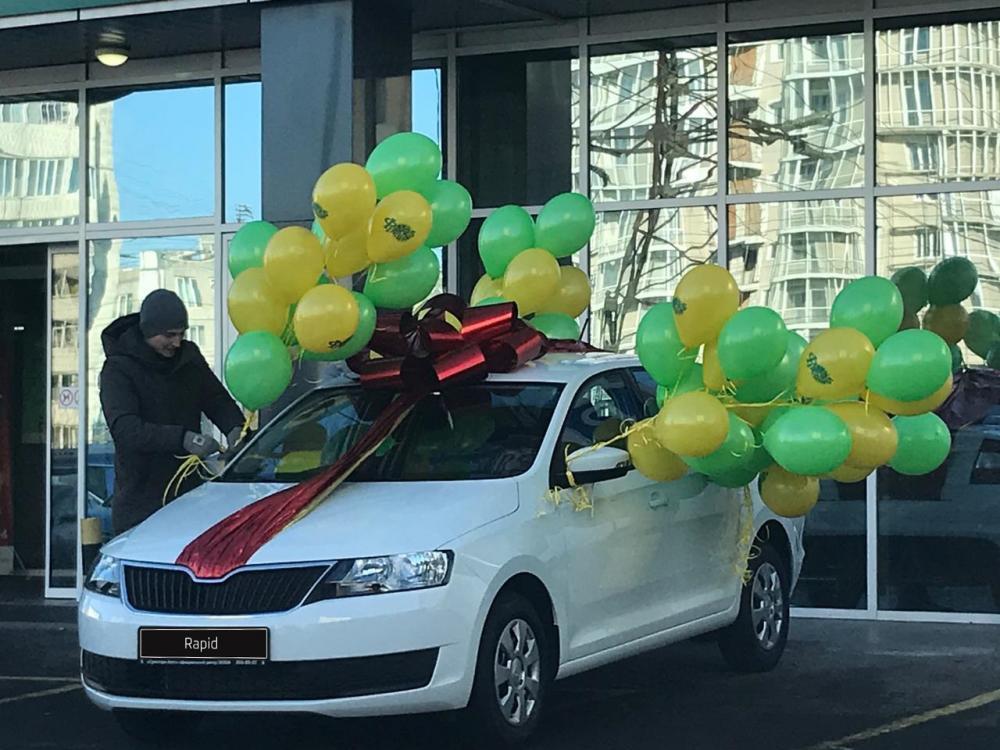 Поздравляем победителя -  новый ŠKODA Rapid нашел свою семью!