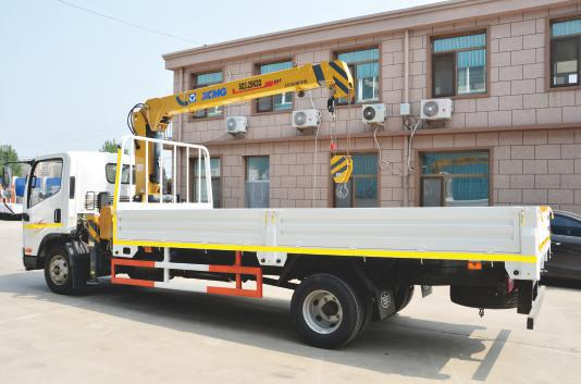 NEW линейка легких и среднетоннажных шасси TigerV от FAW!