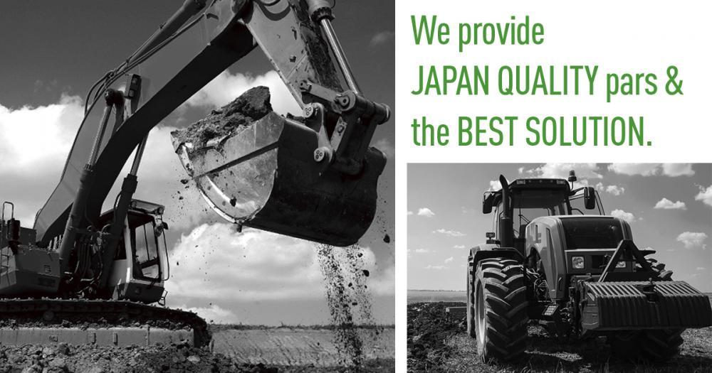 Японские ремкомплекты для экскаваторов -  качество по доступной цене!
